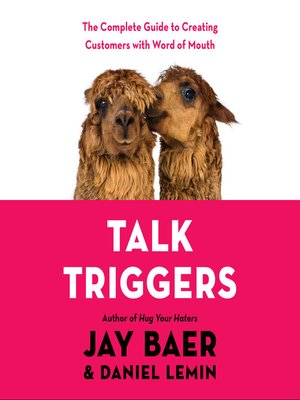 cover image of Talk Triggers