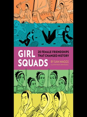 cover image of Girl Squads
