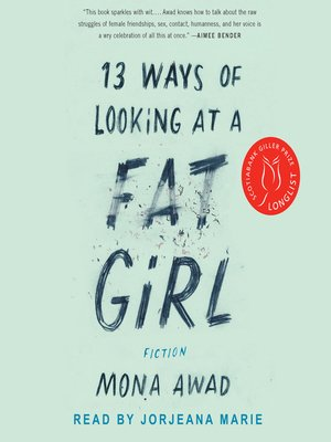 cover image of 13 Ways of Looking at a Fat Girl