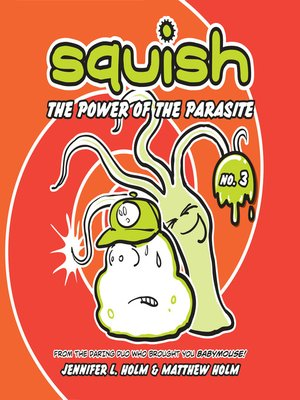 cover image of Squish #3