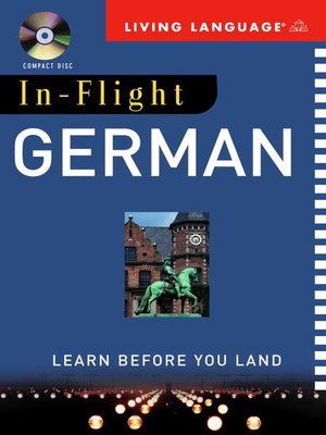 cover image of In-Flight German