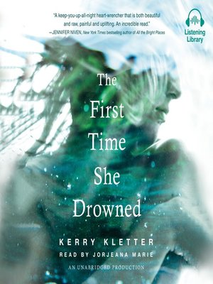 cover image of The First Time She Drowned