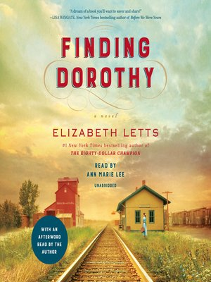cover image of Finding Dorothy