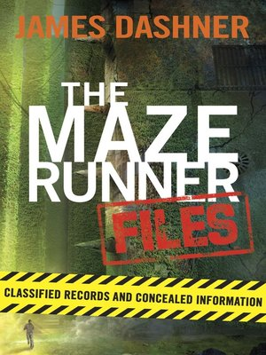cover image of The Maze Runner Files (Maze Runner)