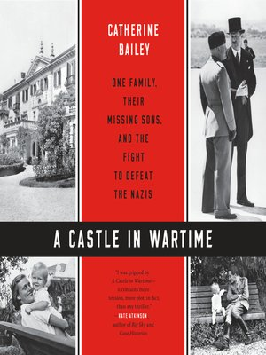 cover image of A Castle in Wartime