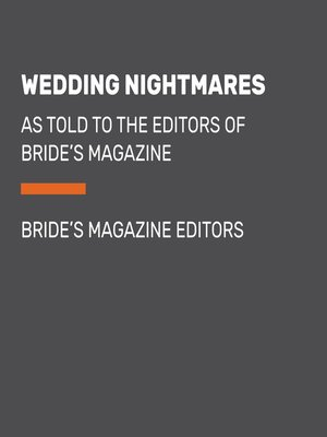 cover image of Wedding Nightmares
