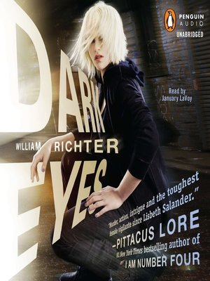 cover image of Dark Eyes