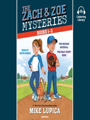 cover image of The Missing Baseball; The Half-Court Hero
