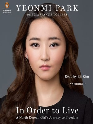 cover image of In Order to Live