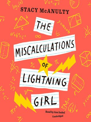 cover image of The Miscalculations of Lightning Girl