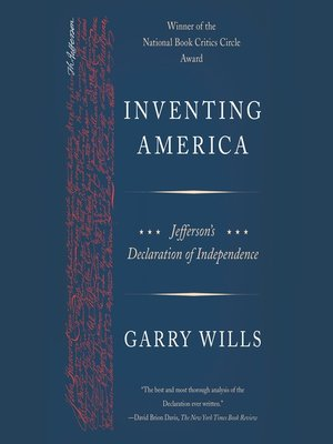 cover image of Inventing America