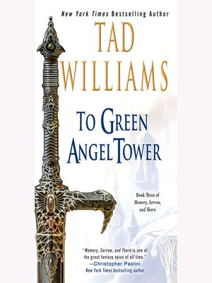 cover image of To Green Angel Tower