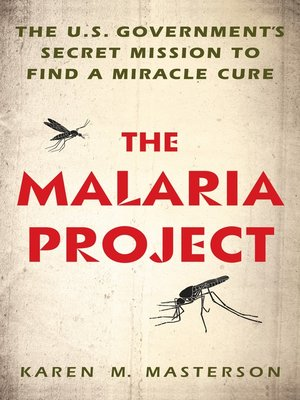 cover image of The Malaria Project