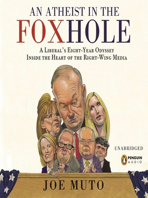 cover image of An Atheist in the FOXhole