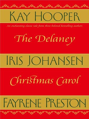 cover image of The Delaney Christmas Carol