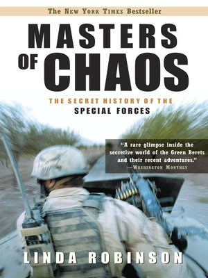 cover image of Masters of Chaos