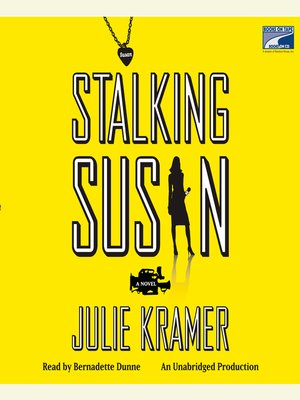cover image of Stalking Susan