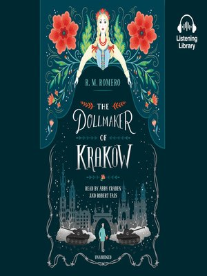 cover image of The Dollmaker of Krakow