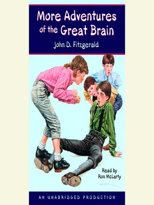 cover image of More Adventures of the Great Brain