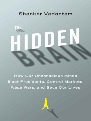cover image of The Hidden Brain