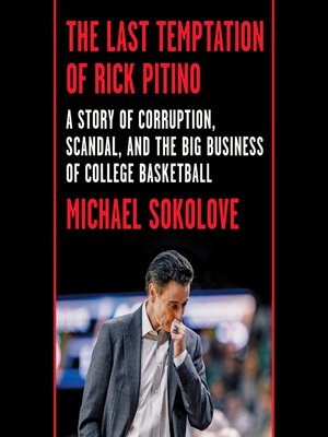 cover image of The Last Temptation of Rick Pitino