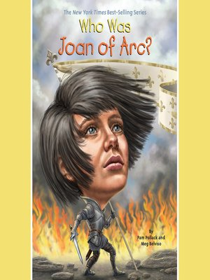 cover image of Who Was Joan of Arc?