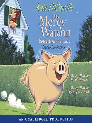 cover image of The Mercy Watson Collection, Volume 1