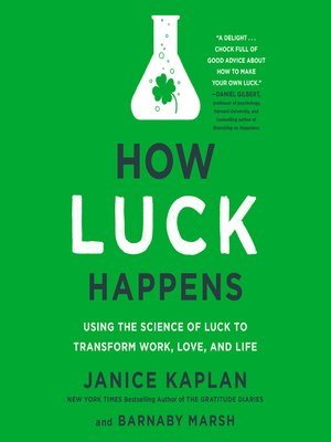 cover image of How Luck Happens