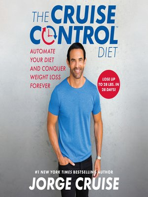 cover image of The Cruise Control Diet