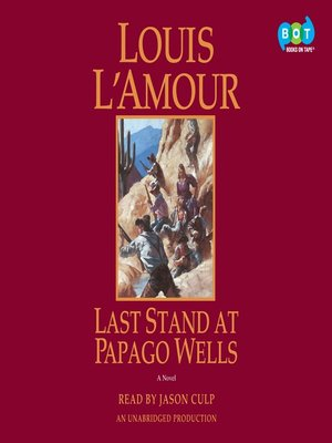 cover image of Last Stand at Papago Wells