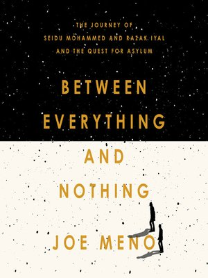 cover image of Between Everything and Nothing