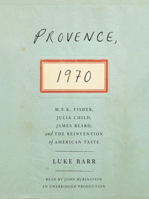 cover image of Provence, 1970