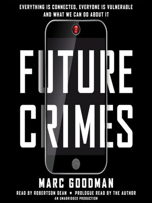 cover image of Future Crimes