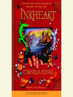 cover image of Inkheart