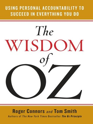 cover image of The Wisdom of Oz