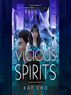 cover image of Vicious Spirits