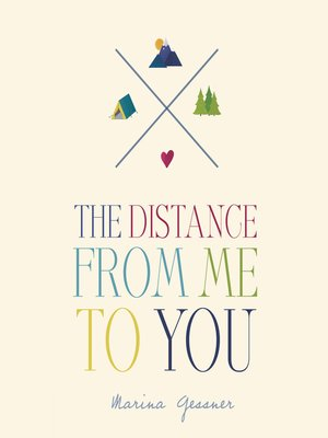 cover image of The Distance from Me to You