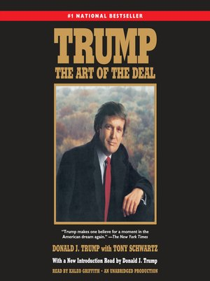 cover image of The Art of the Deal