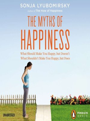 cover image of The Myths of Happiness