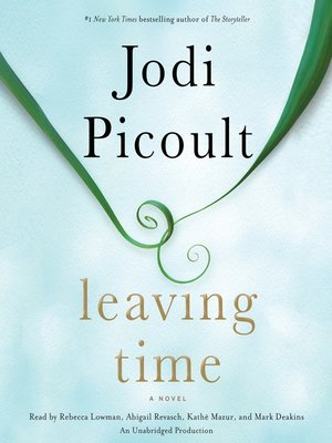 cover image of Leaving Time
