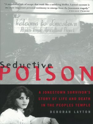 cover image of Seductive Poison