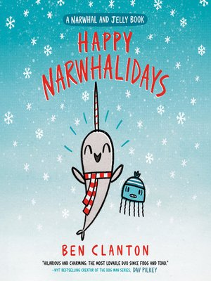 cover image of Happy Narwhalidays