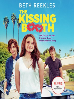kissing booth buch