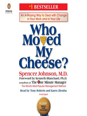 cover image of Who Moved My Cheese?