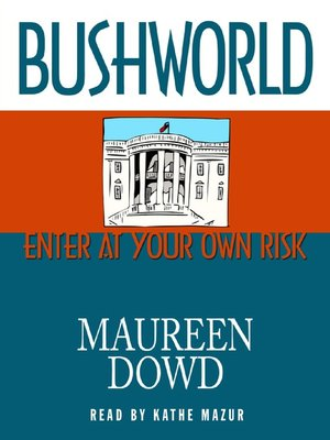 cover image of Bushworld