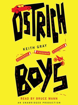 cover image of Ostrich Boys