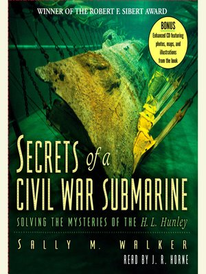 cover image of Secrets of a Civil War Submarine