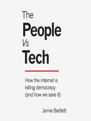 cover image of The People vs Tech