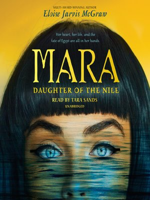 cover image of Mara, Daughter of the Nile