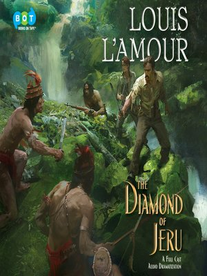 cover image of Diamond of Jeru